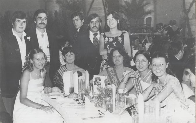 1978_Reinas en la Lonja
