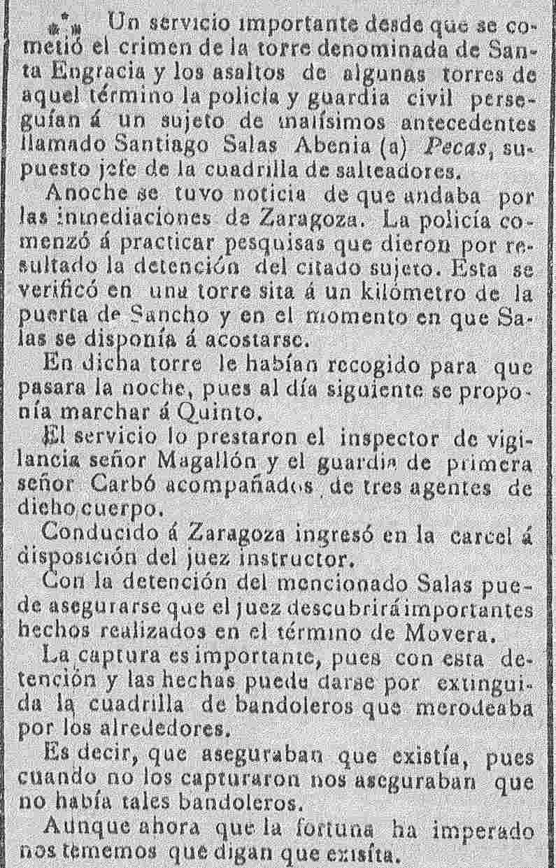 18930204_Asalto_Diario de Zaragoza