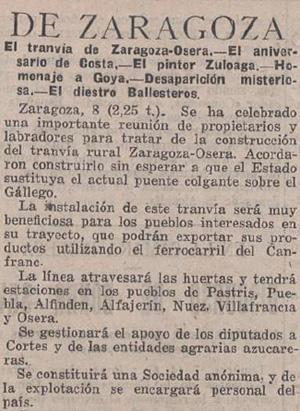 1917_Tranvia a Osera