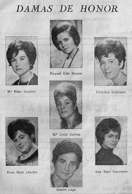 1964-Damas de Honor_1_1