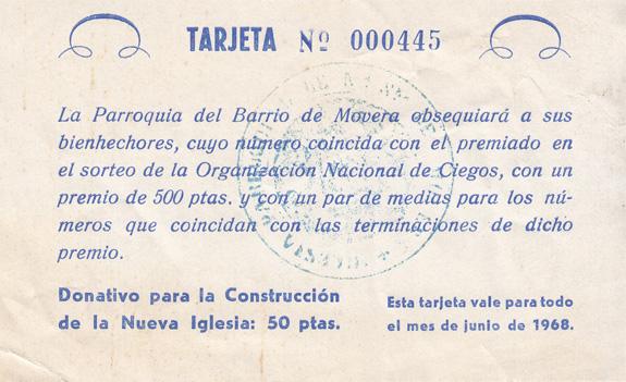 1968_Sorteo Iglesia