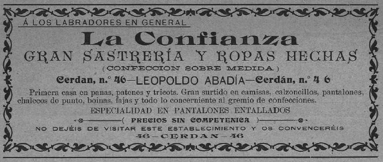 19061015_La Confianza