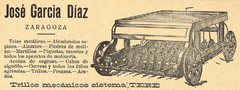 19180115_Trillos mecanicos
