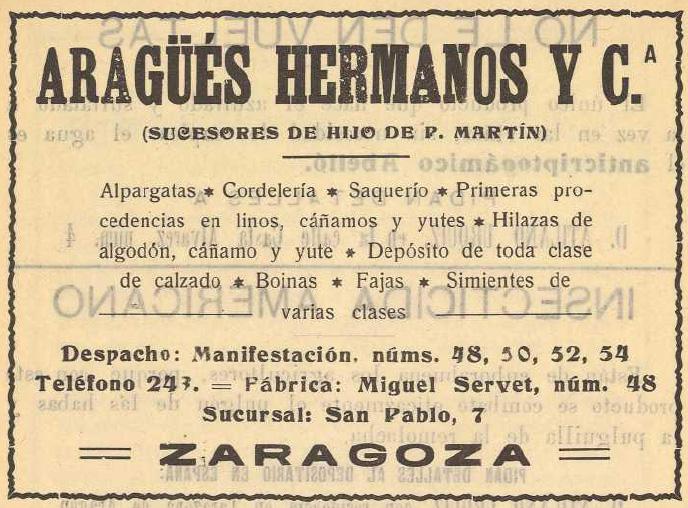 19250422_Aragues Hermanos